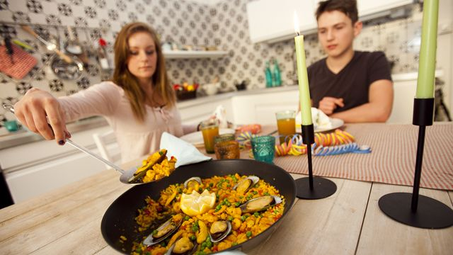 Misión cocinar : Fiesta
