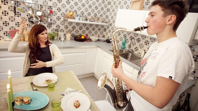 Misión cocinar : Relajado