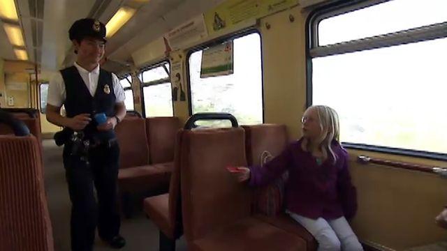 Gatsmart : Åka tåg