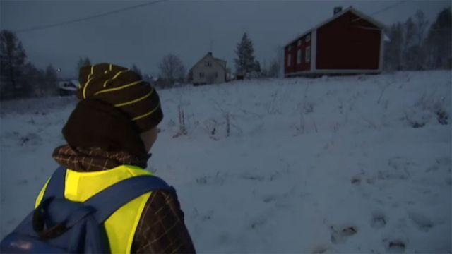 Gatsmart : Mörker och reflexer
