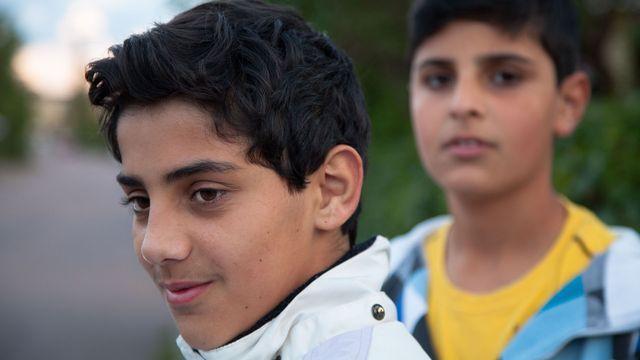 Barn utan papper : Jag reser från land till land