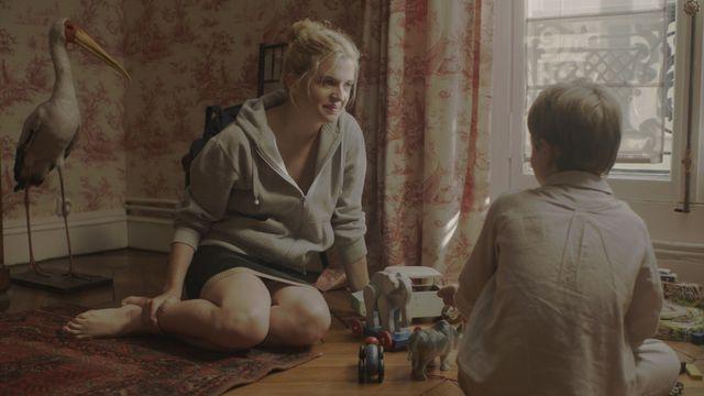 Kortfilmsklubben - franska : Les filles du samedi