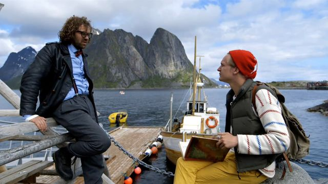 Geografens testamente - Norden : Nordkalotten