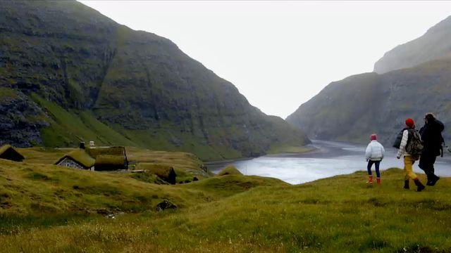 Geografens testamente - Norden : De gröna öarna