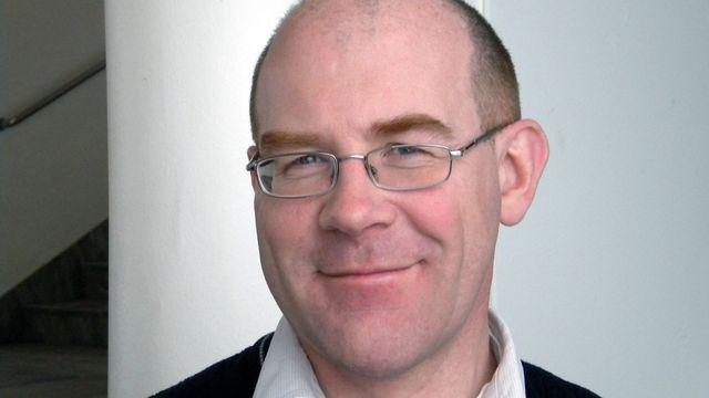 Lärarrummet : Ulf Jämterud, historie- och religionskunskapslärare