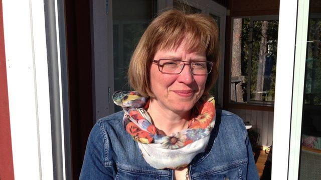 Lärarrummet : Lillemor Eriksson, ASL-klasslärare