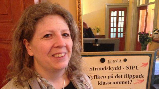 Skolministeriet : Det flippade klassrummet