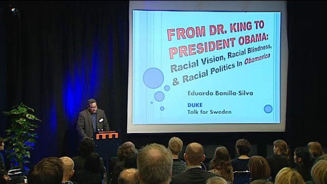 UR Samtiden - Varning för ras : Från Martin Luther King till Obama