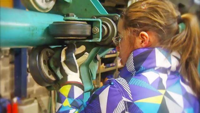Drömyrket - samiska : Servicetekniker