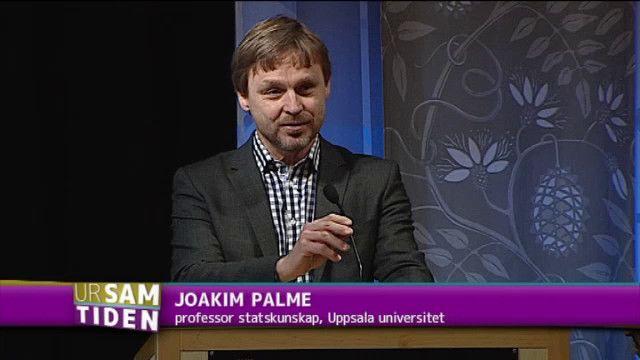 UR Samtiden - 100 års välfärd - och sen då? : Välfärdsmodeller: Sverige och Europa