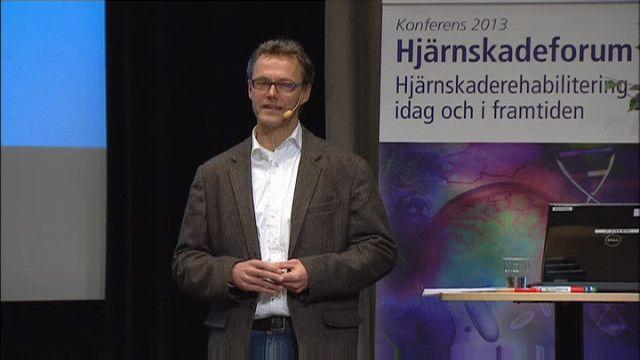UR Samtiden - Hjärnskadeforum 2013 : Hjärnkraft presenterar undersökning