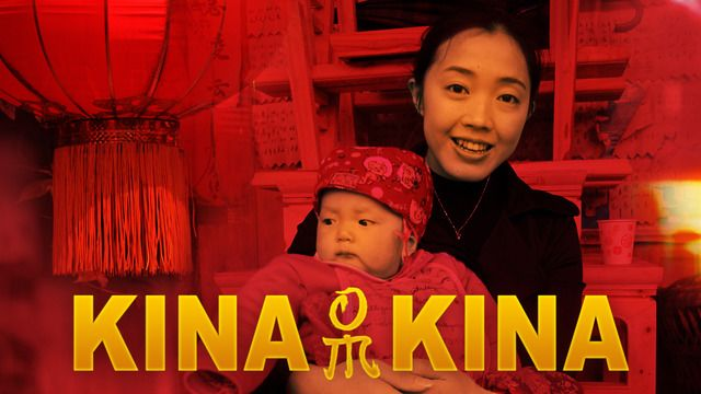 Kina om Kina - syntolkat : Återkomsten