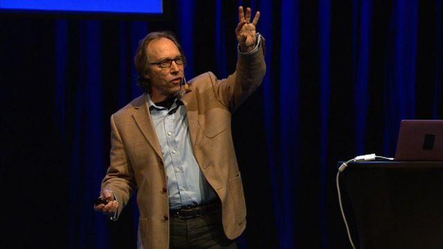 UR Samtiden - Ett universum ur ingenting : Lawrence Krauss om universums uppkomst