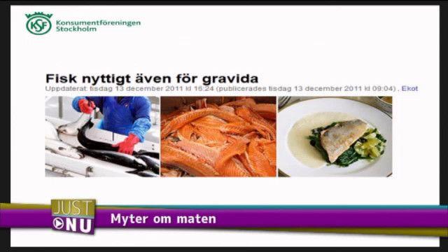 UR Samtiden - Hett om mat : Myter om maten