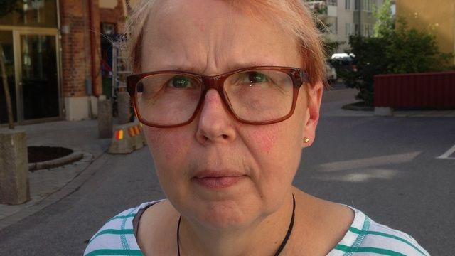 Lärarrummet : Helena-Irmeli Pekkala, NO-lärare med dyslexi