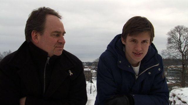 Liv med autism : Se till mig som syskon är