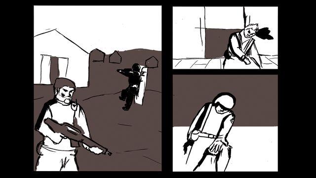 Moderna spökhistorier - romani chib/arli : Spela spelet