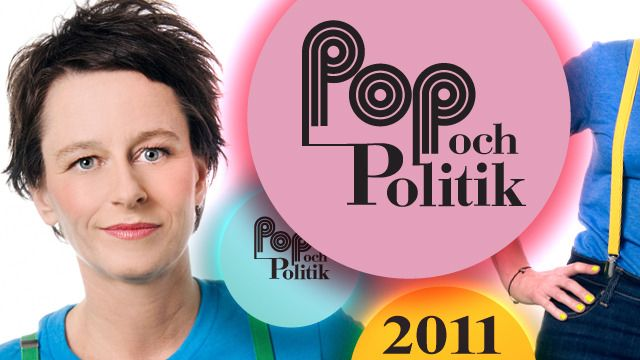 Pop och politik - syntolkat : Image