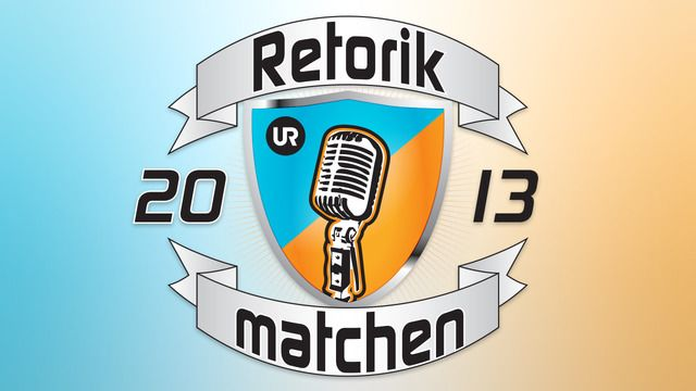 Retorikmatchen 2013 : Semifinal 2
