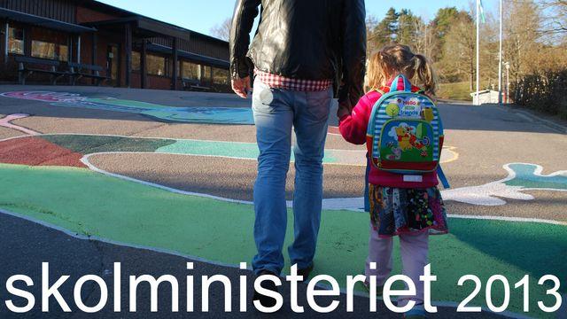 Skolministeriet : Den svenska mögelskolan