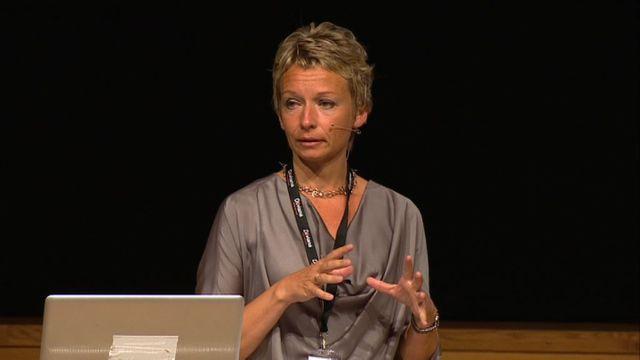 UR Samtiden - Döv Expo 2013 : Att växa upp som hörselskadad