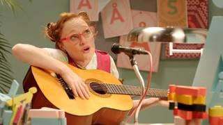 Livet i Bokstavslandet: En sång om en sång