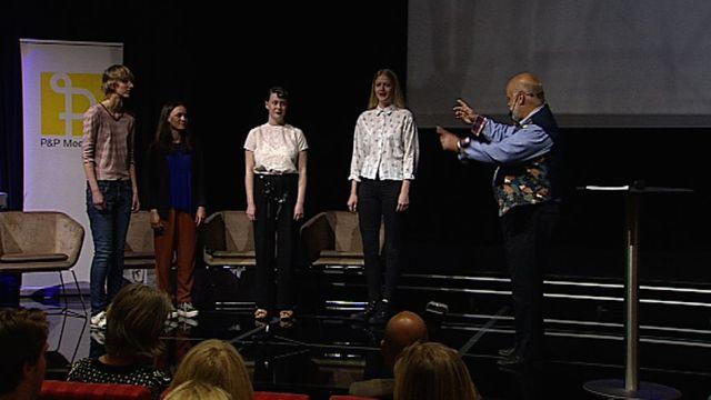 UR Samtiden - Retorikdagen 2013 : Att leda en kör