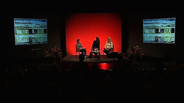 UR Samtiden - Stockholm Literature : Tiden i ord och bild
