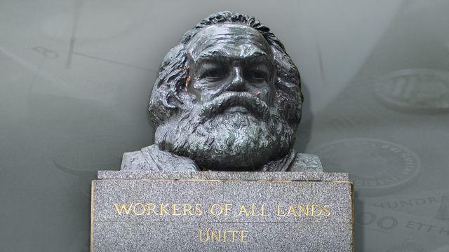 Bildningsbyrån - ekonomi : Karl Marx och arbetets värde