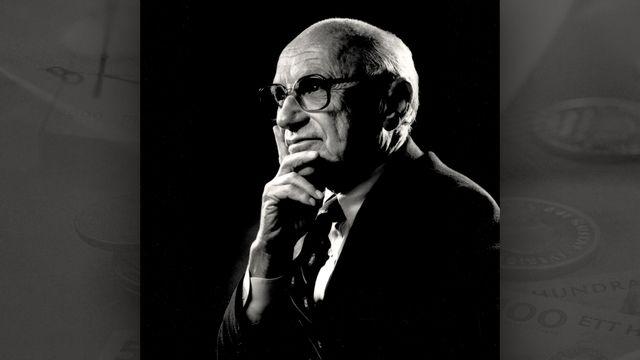 Bildningsbyrån - ekonomi : Friedman och friheten