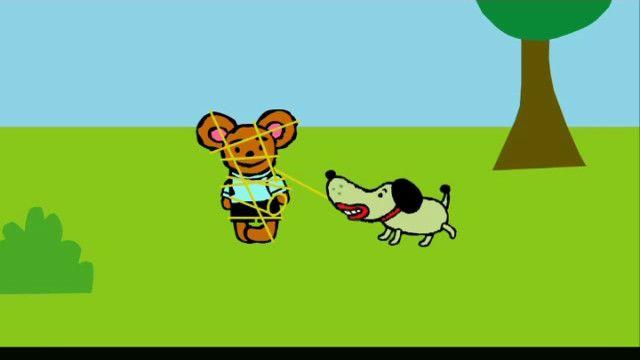 Pinos dagbok - japanska : Pino och hunden
