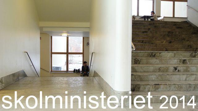 Skolministeriet : Fritids i kris