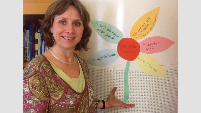 Lärarrummet : Retorik - en demokratifråga