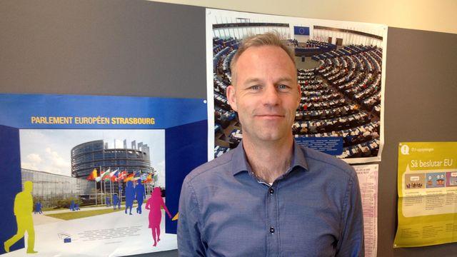 Lärarrummet : EU på schemat