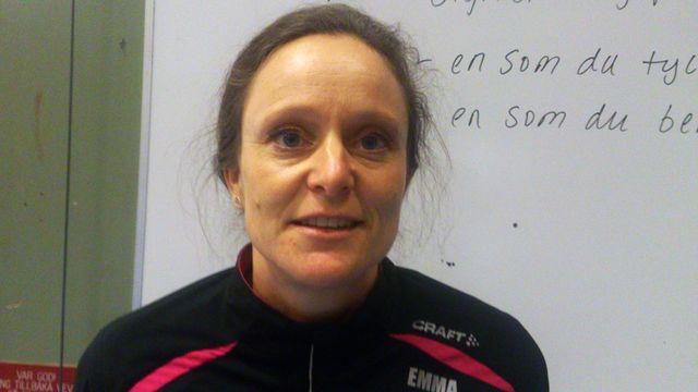 Lärarrummet : Emma Holström, idrottslärare