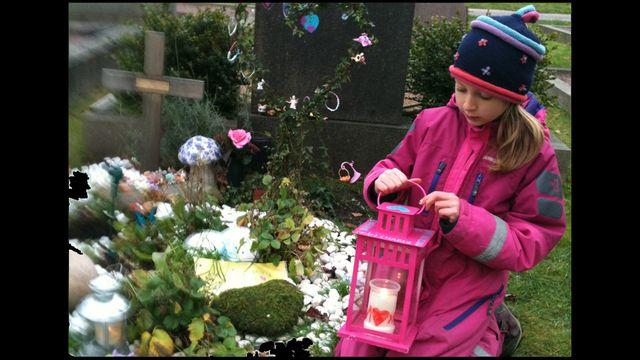 Barnaministeriet dokumentär : Min bästis är död