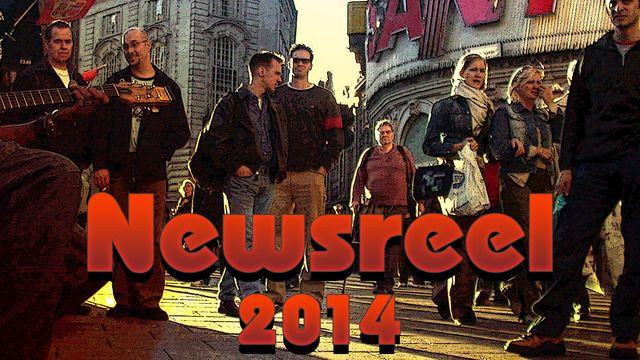 Newsreel : 2014-01-25