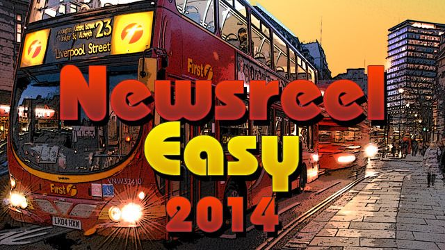 Newsreel Easy : 2014-01-25