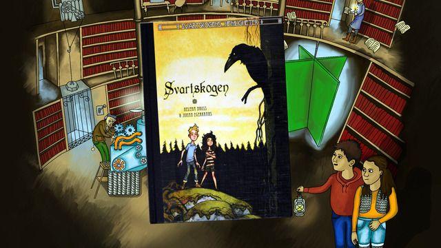 Magiska biblioteket : Magi