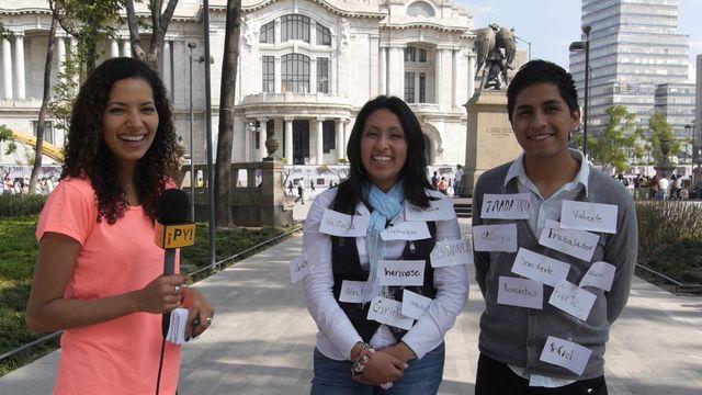 ¡Pregunta ya! : Los valores en México