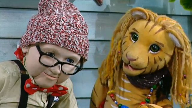 Cirkuskiosken : Cirkusdisco och Gordons nya frisyr