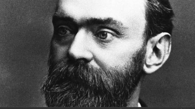 Människor för ändring : Alfred Nobel - uppfinningar