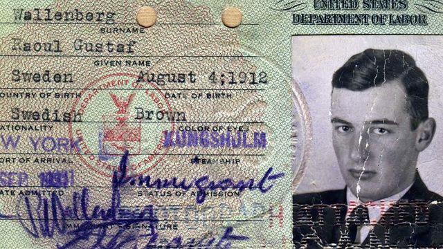 Människor för ändring : Raoul Wallenberg - civilkurage