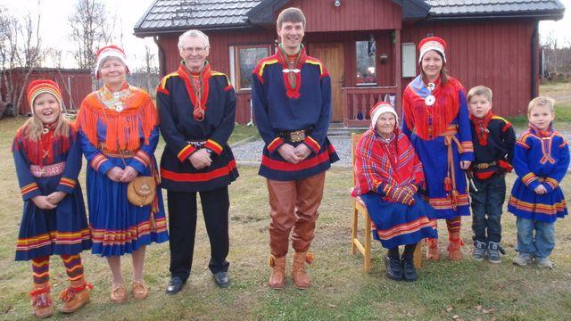 Vår samiska kamp : Rätten till jorden