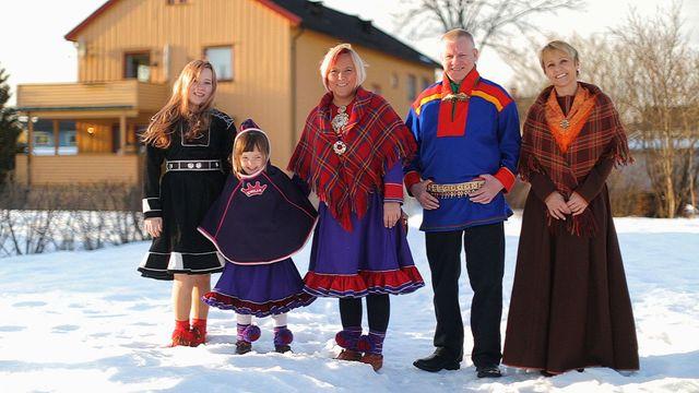 Vår samiska kamp : Makt och maktlöshet
