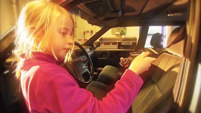 Drömyrket - finska : Bilbesiktningstekniker