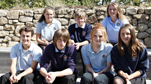 Life on Scilly : Meet the young islanders!
