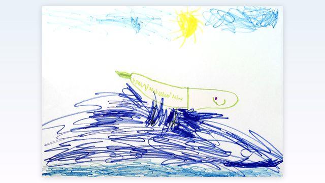 Barnens berättarklubb : Krokodilens äventyr