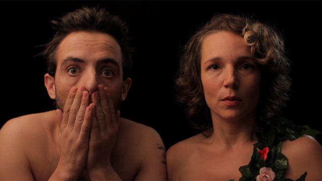Kortfilmsklubben - franska : Et Dieu crea la pomme