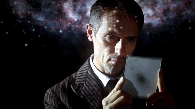 Bilderna som förändrade vetenskapen : Andromeda blir en galax